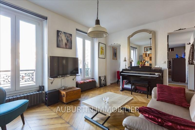 Vente appartement Paris 18ème 425000€ - Photo 1