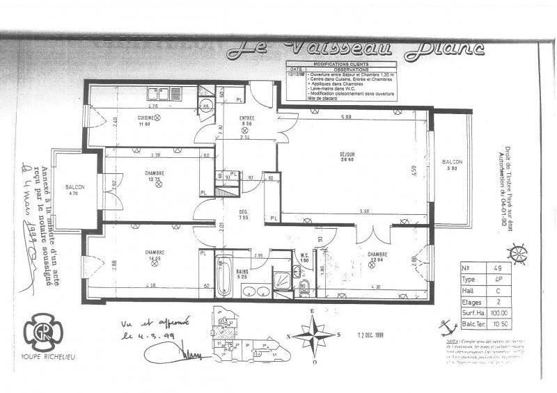 Vente appartement Chatillon 640000€ - Photo 10