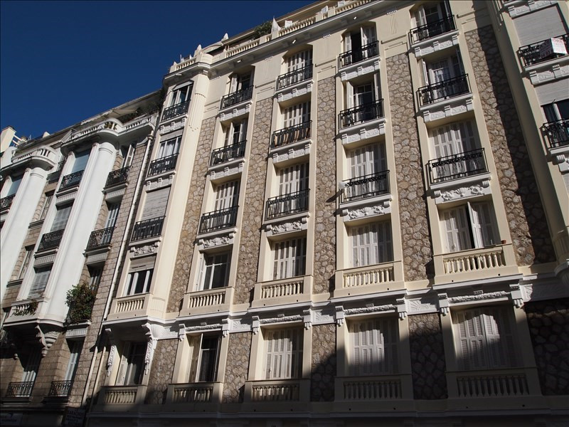 Investment property apartment Nice 237 000€ - Picture 2