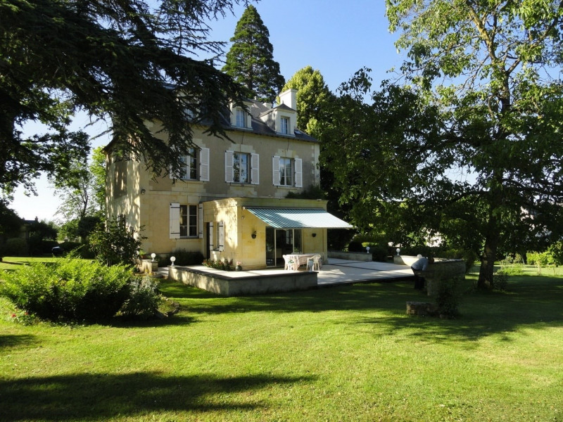 Deluxe sale house / villa Angers 20 mn sud 583 000€ - Picture 2