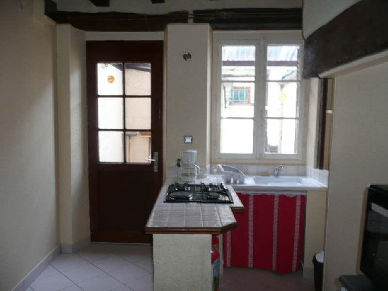 Rental apartment Aubigny sur nere 380€ CC - Picture 4