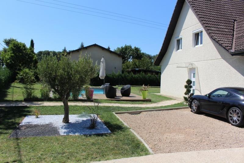 Vente maison / villa Villette d anthon 405000€ - Photo 3