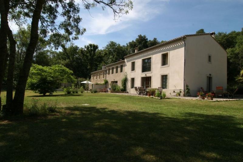 Vente de prestige maison / villa Montolieu 595000€ - Photo 6