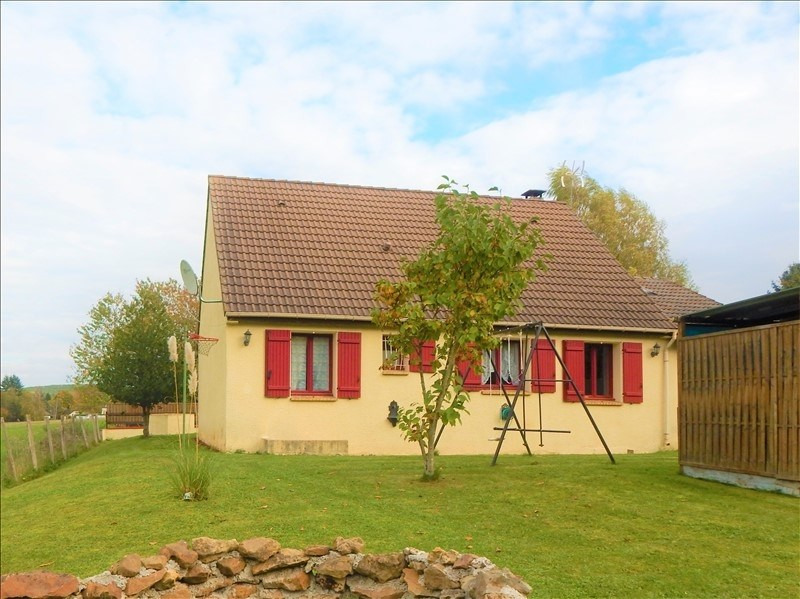 Sale house / villa Thorigny sur oreuse 165850€ - Picture 8