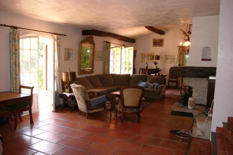 Immobile residenziali di prestigio casa Châteauneuf-grasse 790000€ - Fotografia 4