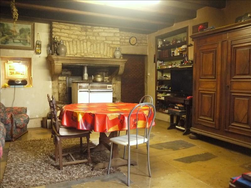 Vendita casa Fontaine francaise 139000€ - Fotografia 4