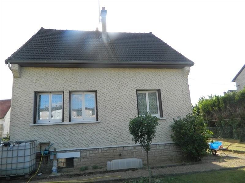 Sale house / villa Varennes vauzelles 134000€ - Picture 1