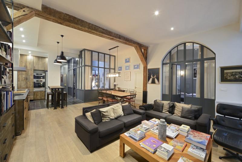 Vente de prestige appartement Paris 2ème 1595000€ - Photo 4