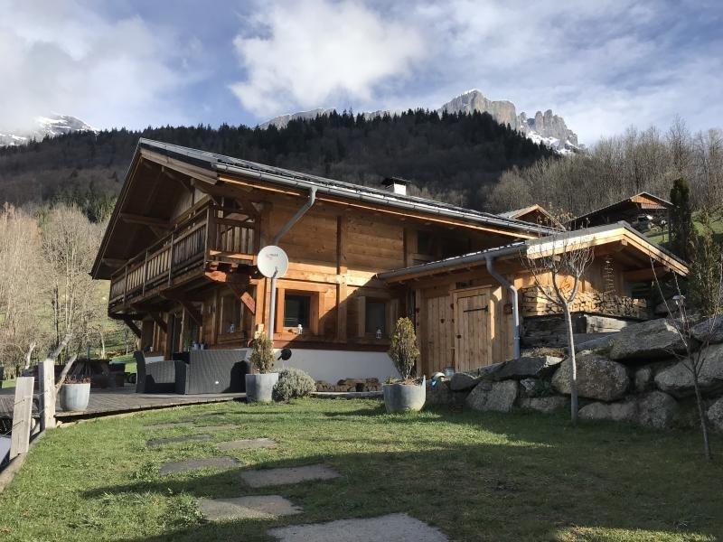 Deluxe sale house / villa Chamonix mont blanc 840000€ - Picture 1