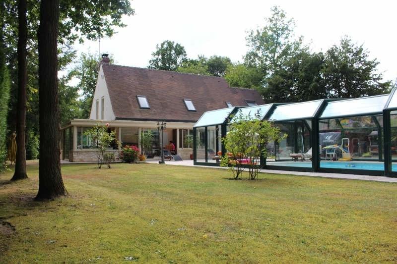 Deluxe sale house / villa Lamorlaye 725000€ - Picture 10