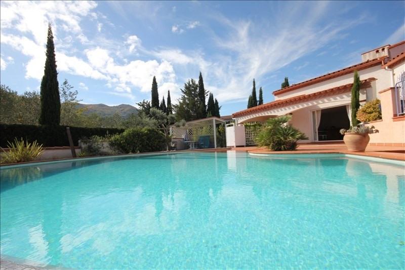 Vente de prestige maison / villa Villelongue dels monts 840000€ - Photo 7