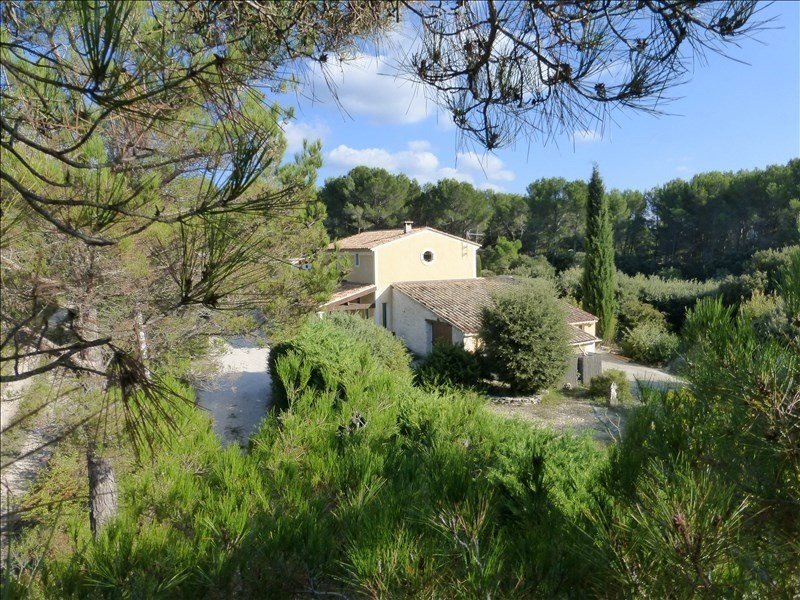Vente de prestige maison / villa Venelles 785000€ - Photo 1