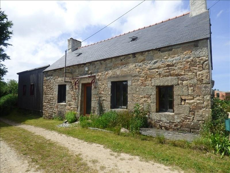 Sale house / villa Pedernec 107500€ - Picture 1