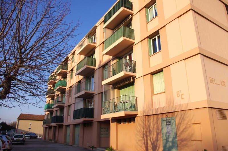 Vente appartement Le pontet 88000€ - Photo 1