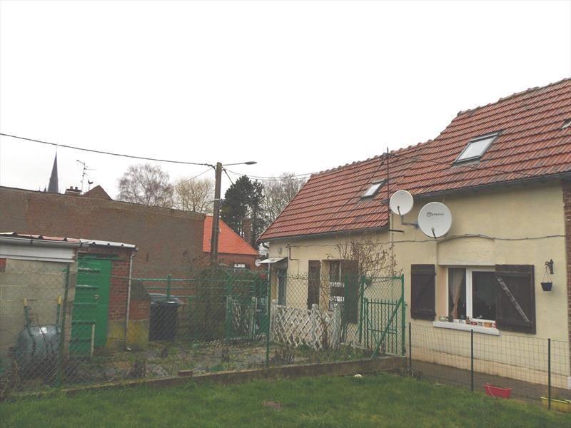 Maison de village Quéant