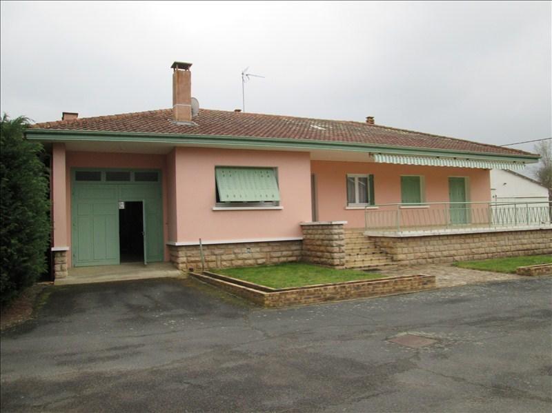 Vente maison / villa Feillens 210000€ - Photo 1