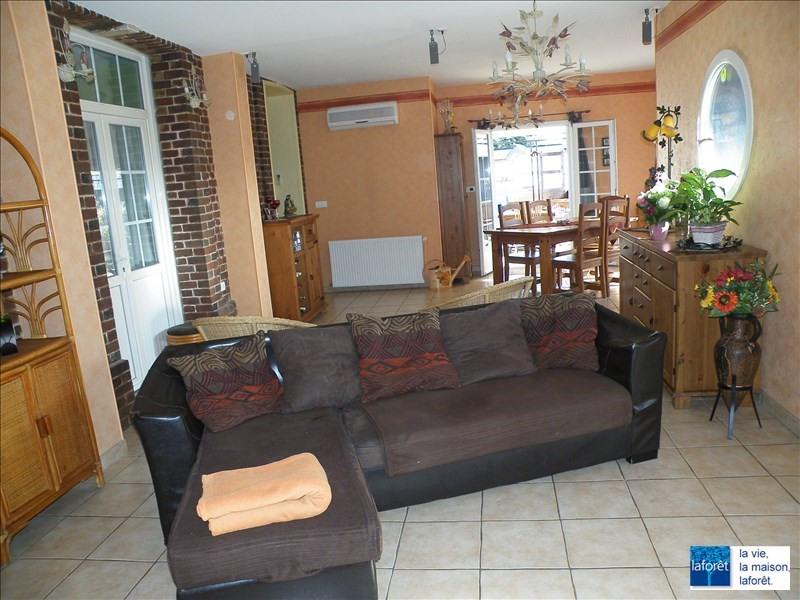 Vente maison / villa Pont audemer 367200€ - Photo 5