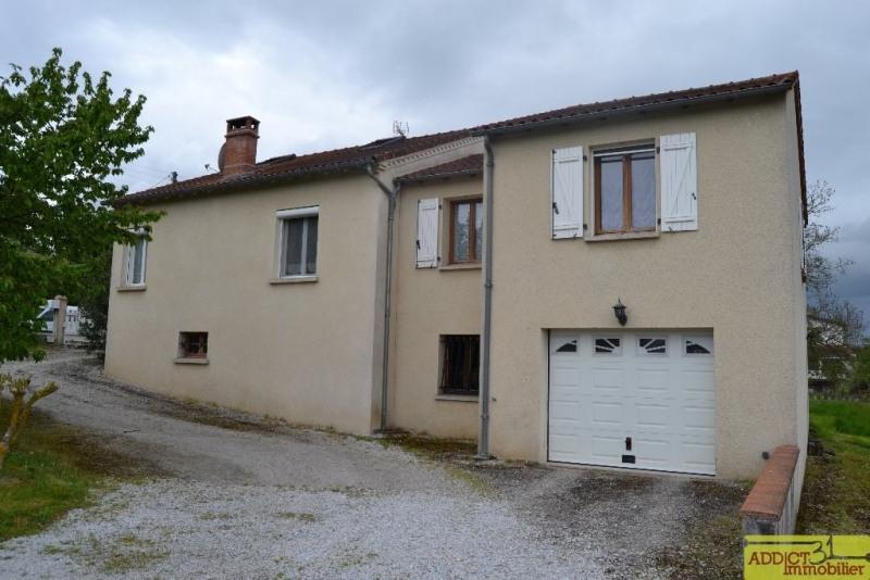 Vente maison / villa Secteur lavaur 195000€ - Photo 1