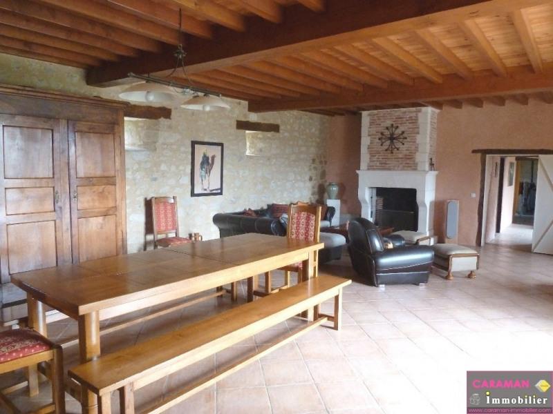 Vente de prestige maison / villa Caraman  secteur 595000€ - Photo 2