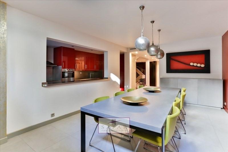 Vente de prestige appartement Paris 16ème 2180000€ - Photo 10