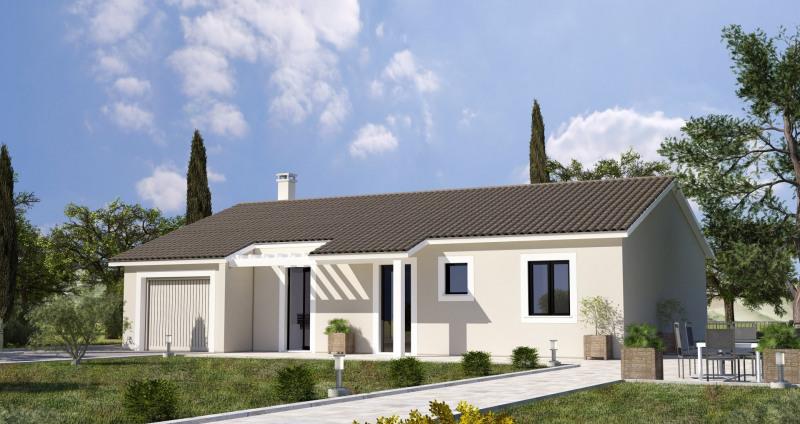 Maison  4 pièces + Terrain 345 m² Fonsorbes par Créa Concept Colomiers