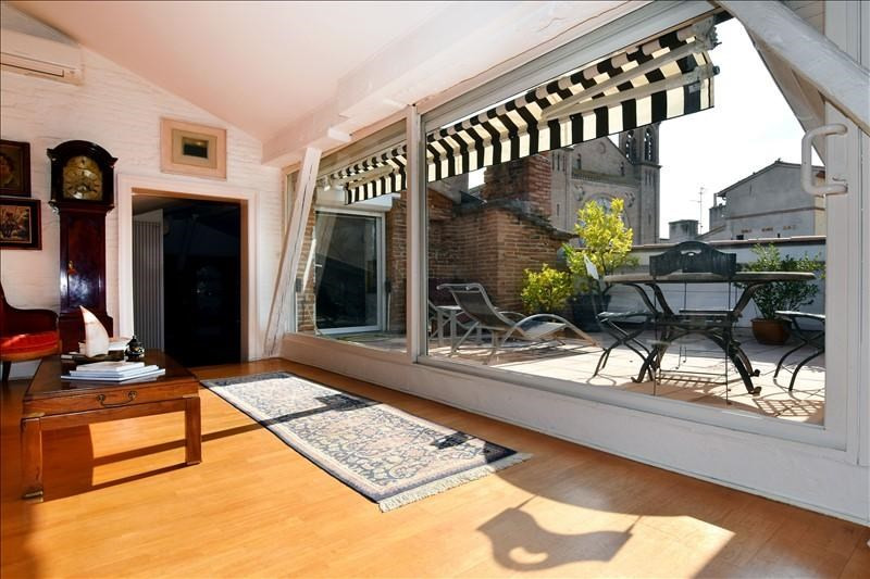Deluxe sale apartment Toulouse 900000€ - Picture 2