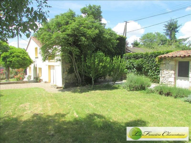 Vente maison / villa Aigre 71500€ - Photo 12