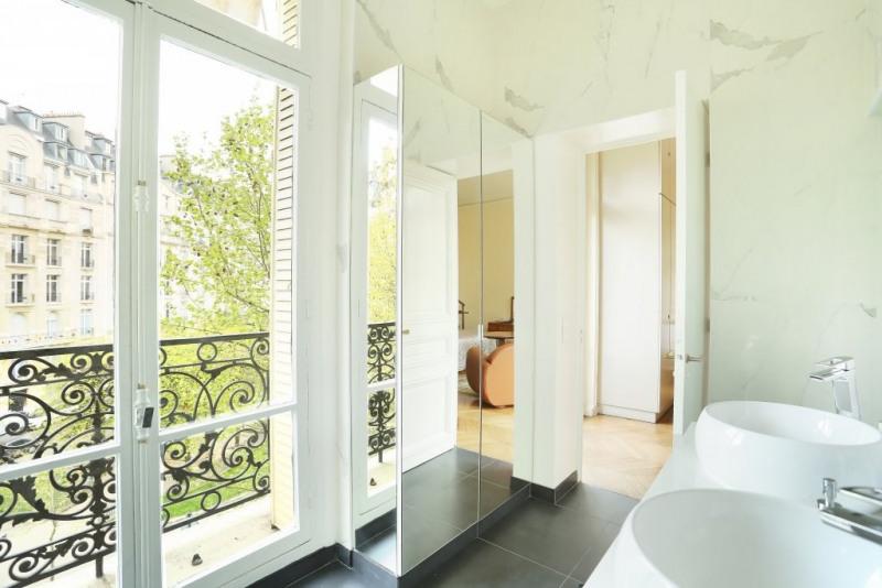 Vente de prestige appartement Paris 16ème 5460000€ - Photo 10