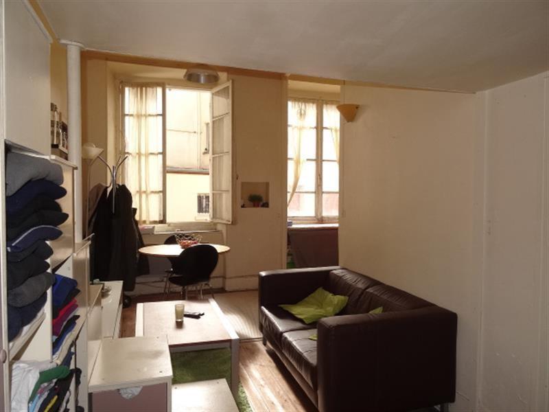 Sale apartment Versailles 180000€ - Picture 2