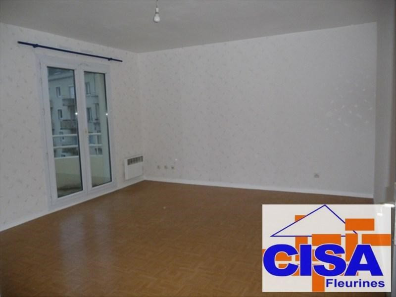 Rental apartment Pont ste maxence 700€ CC - Picture 1