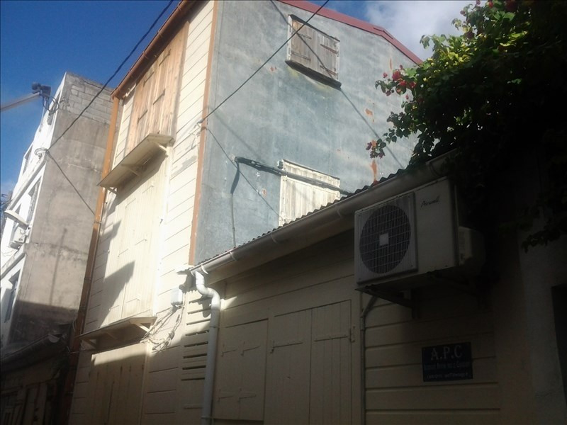 Sale building Pointe a pitre 60 500€ - Picture 1