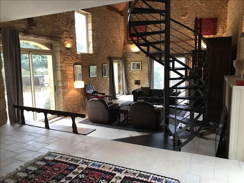 Deluxe sale house / villa St cyprien 990000€ - Picture 12