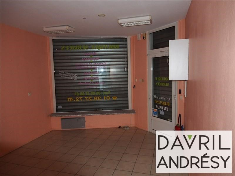 Vente local commercial Andresy 129500€ - Photo 2