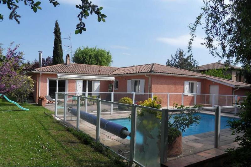 Sale house / villa Saint-orens-de-gameville 2 pas 424000€ - Picture 1