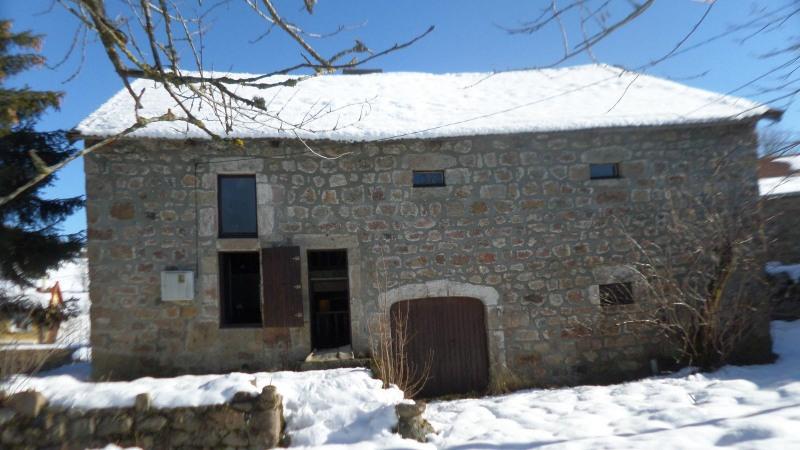 Vente maison / villa Issarles 113000€ - Photo 1