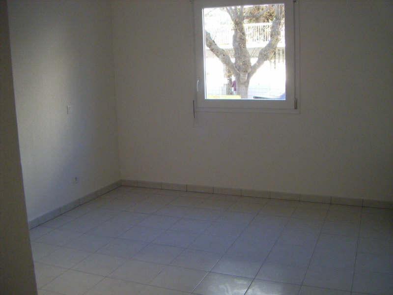 Rental apartment Sete 610€ CC - Picture 1