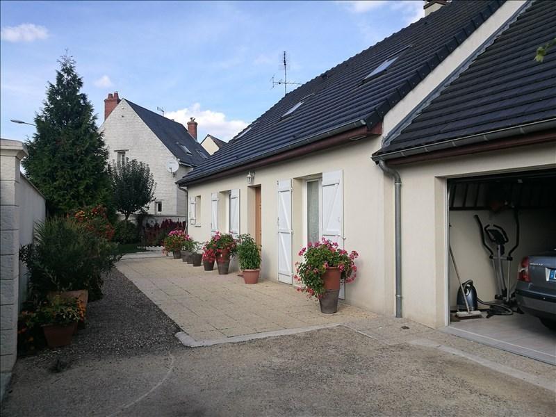 Sale house / villa La chaussee st victor 245000€ - Picture 1