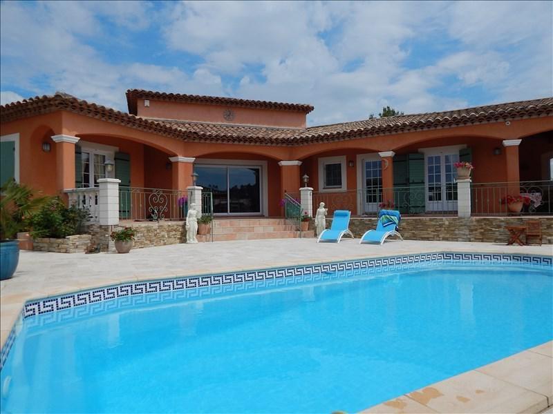 Deluxe sale house / villa Sillans-la-cascade 682500€ - Picture 1