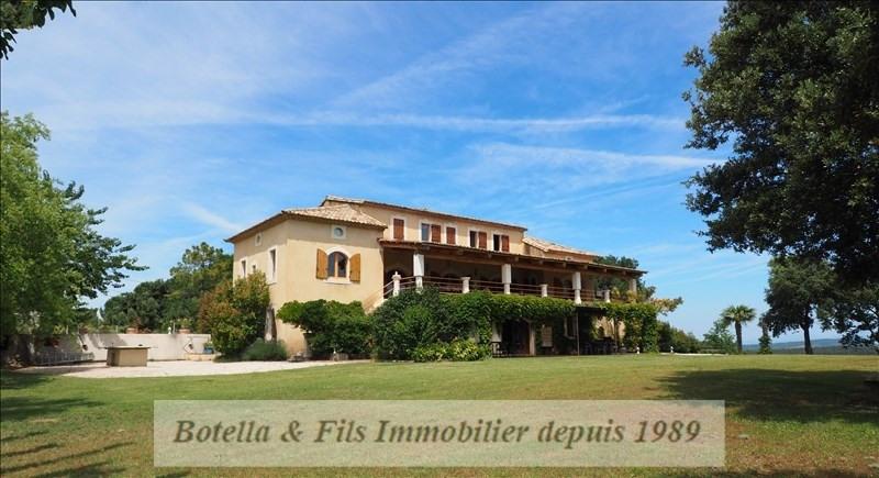 Immobile residenziali di prestigio casa Laudun 960000€ - Fotografia 3