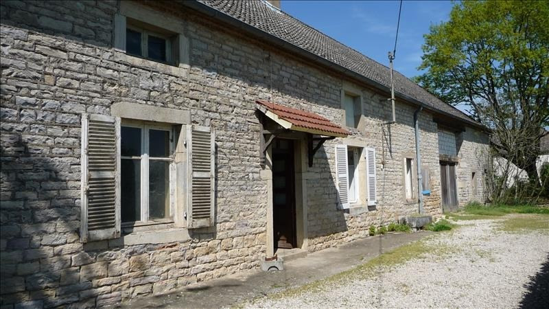 Vente maison / villa St jean de losne 127800€ - Photo 1