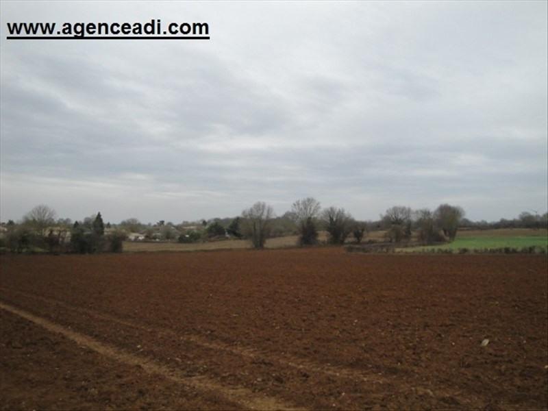 Vente terrain Axe niort / parthenay 136500€ - Photo 1