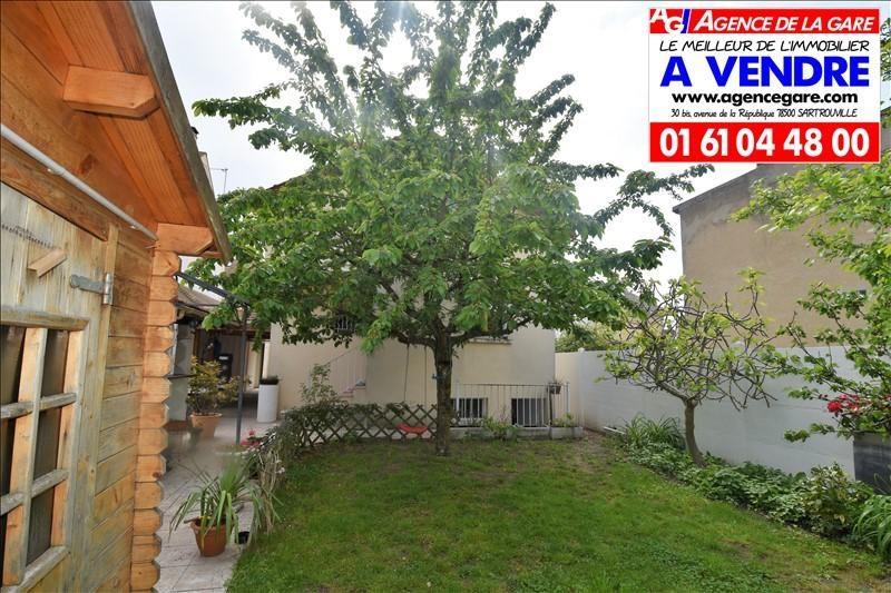 Vente maison / villa Sartrouville 439000€ - Photo 1