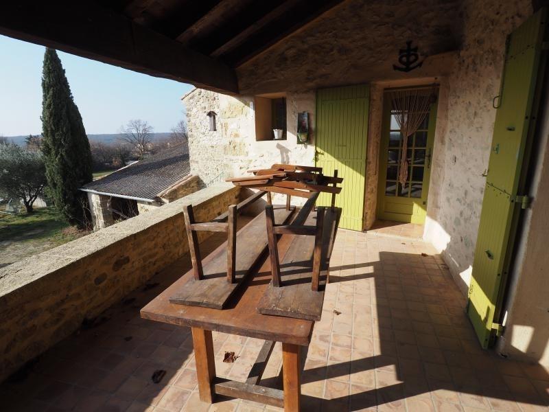 Deluxe sale house / villa Uzes 555000€ - Picture 6