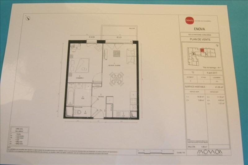 Sale apartment La ravoire 132000€ - Picture 6