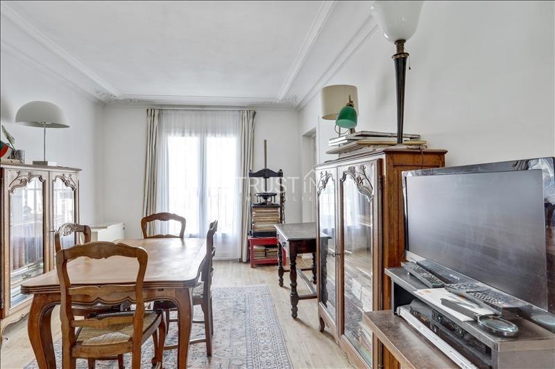 Vente appartement Paris 17ème 571650€ - Photo 2