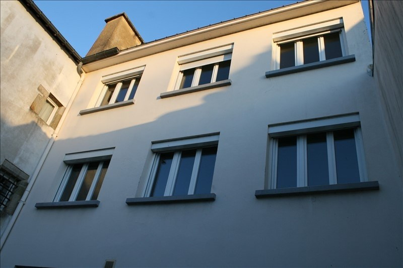 Rental apartment Josselin 490€ CC - Picture 1