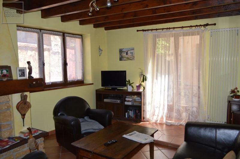 Vente maison / villa Chasselay 298000€ - Photo 3