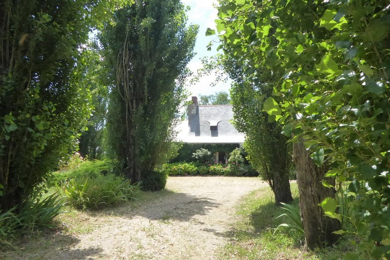Deluxe sale house / villa Angers 25  mn 373000€ - Picture 4
