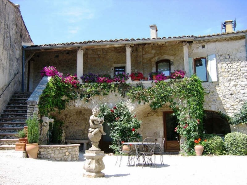 Deluxe sale house / villa Uzes 897 750€ - Picture 19