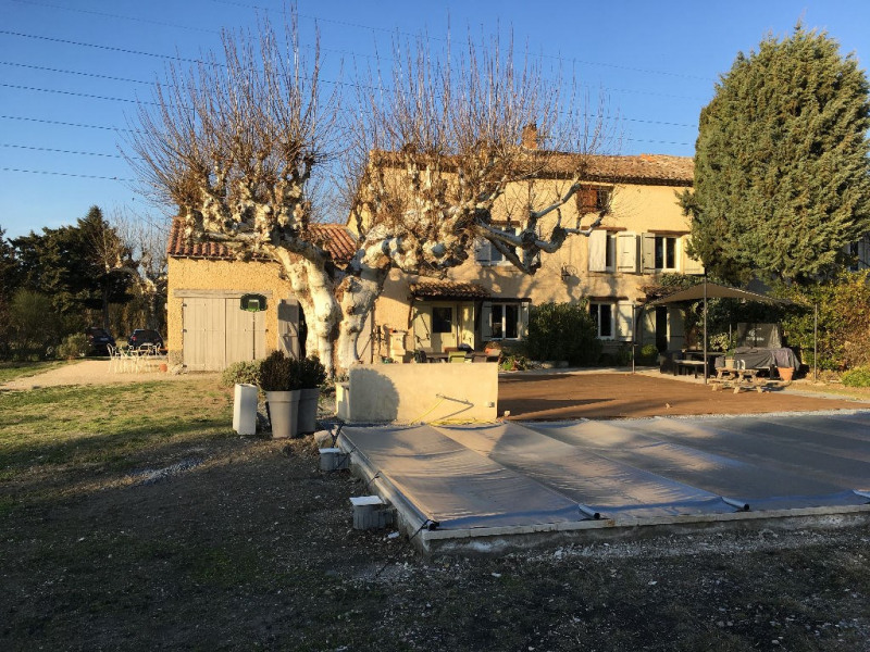 Sale house / villa Monteux 429 000€ - Picture 1